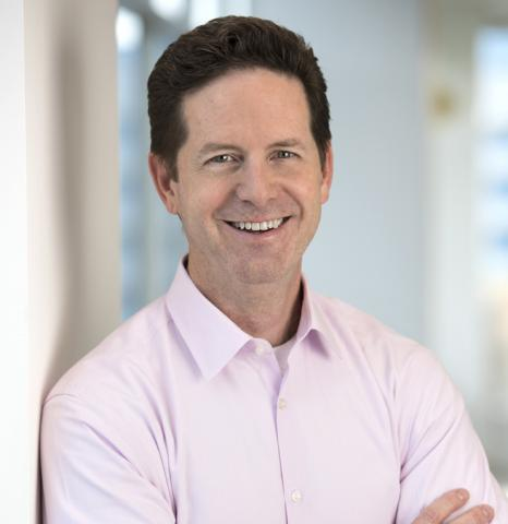 Intel senior vice president Doug Davis