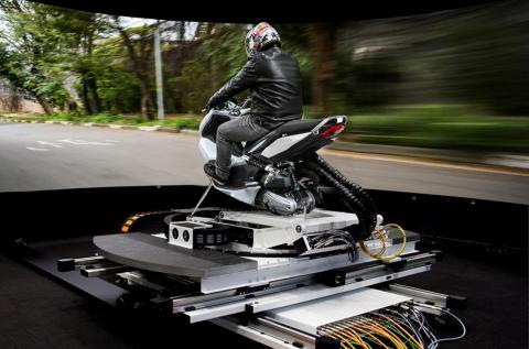Simulation & Modelling: Two wheels harder | Vehicle Electronics