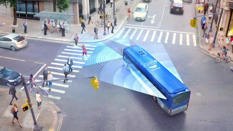 Mobileye and Spain's DGT will promote the benefits of adas for municipal and private fleets