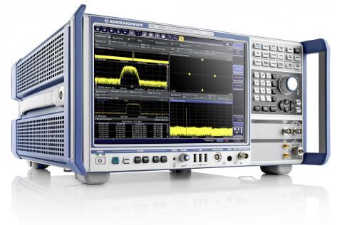 Rohde & Schwarz FSW signal and spectrum analyser