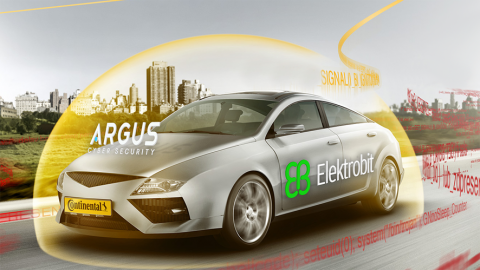 Argus will become part of Continental's Elektrobit subsidiary