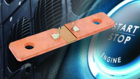 Vishay Dale WSBS8518.20 shunt resistor