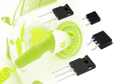 Vishay thyristors and diodes meet AEC-Q101