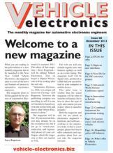 Vehicle Electronics Magazine - Pilot Issue