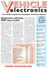 Vehicle Electronics cover April 2017