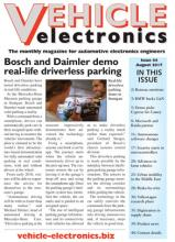 Vehicle Electronics cover August 2017