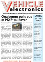 Vehicle Electronics August 2018 cover