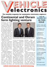 Vehicle Electronics December 2017 cover