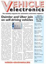Vehicle Electronics cover February 2017