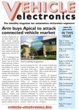 Vehicle Electronics cover June 2016