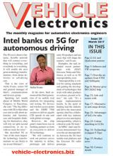 Vehicle Electronics cover March 2017