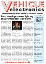 Vehicle Electronics August 2015