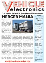 Vehicle Electronics cover December 2016