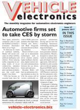 Vehicle Electronics cover January 2017