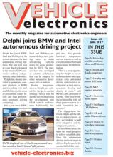 Vehicle Electronics cover June 2017