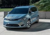 2017 Chrysler Pacifica Hybrid minivan