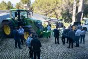 Etsi connected tractor on show this week