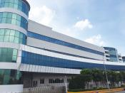 Everlight's new factory in Taiwan