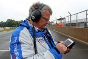 Nigel Jones from the Motor Sports Association
