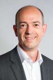 Simon Segars, chief executive officer of Arm
