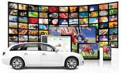 There is a wide range of content available for infotainment systems