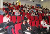 Delegates at the Mentor Automotive Forum