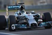 Mercedes looked good in pre-season testing