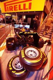 Pirelli will exhibit at Autosport International in Birmingham