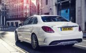 Mercedes C Class tops Thatcham AEB tests