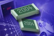 Vishay Draloric TNPV e3 thin-film flat chip resistors