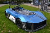 Forze hydrogen-powered racing car