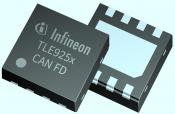 Infineon TLE925x Can FD transceivers