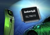 Intersil  ISL78610 12-cell Li-ion battery pack monitor