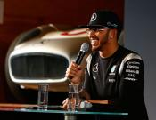 Will Lewis Hamilton still be smiling on Sunday?