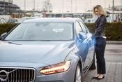 Volvo will sell keyless cars from 2017